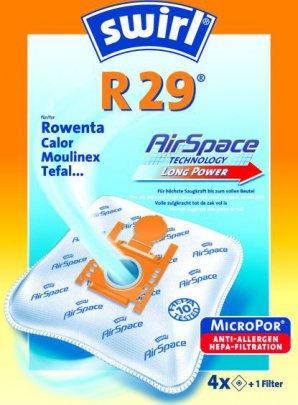 Swirl R 29 Airspace Staubsaugerbeutel