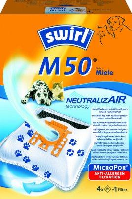 Swirl M 50 NeutralizeAir Staubsaugerbeutel