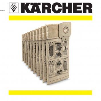 Kärcher Staubsaugerbeutel org. 6.904-294