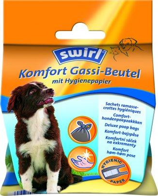 Swirl Komfort Gassi- Beutel