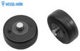 Wessel-Werk Laufrolle für Saugdüse D300/D360