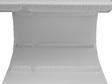 Variant SO395 Bodeneinlage weiss für 7 Typen Microfiber