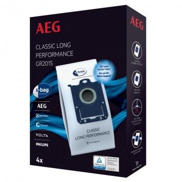 AEG/Electrolux s-bag® classic long performance E201
