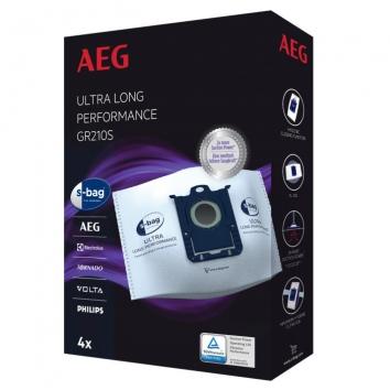 AEG/Electrolux Staubsaugerbeutel s-bag® ultra long performance Gr. 210