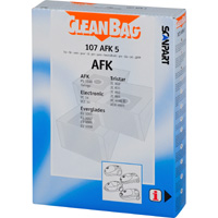 Cleanbag M 107 AFK 5 - 5 Staubsaugerbeutel
