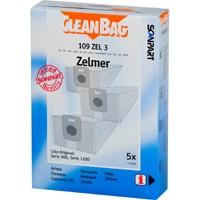 Cleanbag 109 ZEL 3 - 5 Staubsaugerbeutel