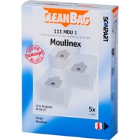 Cleanbag 111 MOU 1 - 5 Staubsaugerbeutel