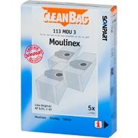 Cleanbag 113 MOU 3 - 5 Staubsaugerbeutel