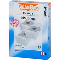 Cleanbag 114 MOU 8 - 5 Staubsaugerbeutel
