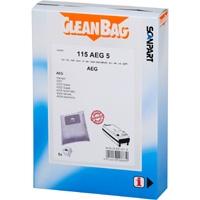 Cleanbag 115 AEG 5 - 5 Staubsaugerbeutel