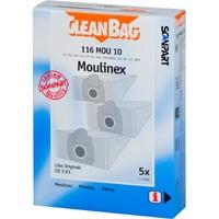 Cleanbag 116 MOU 10 - 5 Staubsaugerbeutel