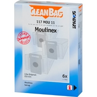 Cleanbag 117 MOU 11 - 5 Staubsaugerbeutel