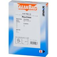 Cleanbag 118 MOU 12 - 3 Staubsaugerbeutel