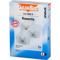 Cleanbag 143 ROW 9 - 6 Staubsaugerbeutel