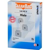 CleanBag 148 MIE 8 - 5 Staubsaugerbeutel
