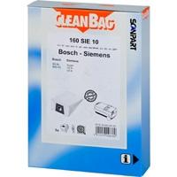 Cleanbag 160 SIE 10 - 5 Staubsaugerbeutel