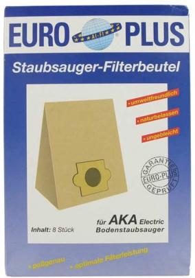 Europlus AKA 1502 - 8 Staubsaugerbeutel