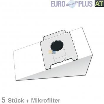 Europlus MX 910 - 5 Staubsaugerbeutel