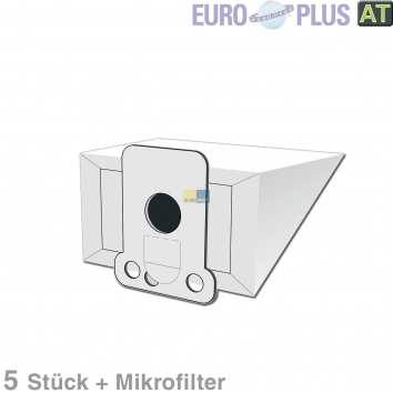 Europlus MX 911 - 5 Staubsaugerbeutel