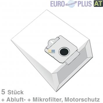 Europlus MX 905 - 5 Staubsaugerbeutel