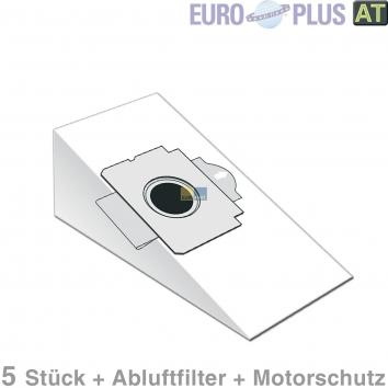 Europlus MX 908  - 5 Staubsaugerbeutel