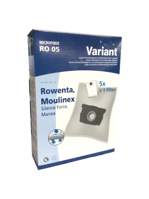 Variant RO05 Microvlies Staubsaugerbeutel + Microfilter