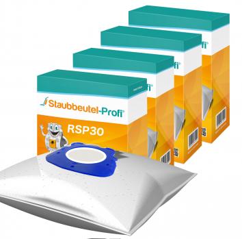 Staubbeutel-Profi RSP30 Microvlies 20 Staubsaugerbeutel + Microfilter