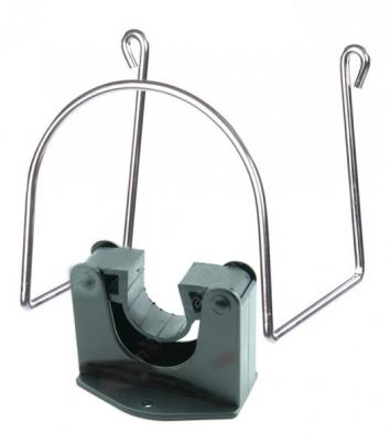 Staubsauger, Wandhalterung für Schlauch und Wandhalterung Staubsaugerrohr 32mm
