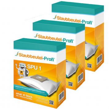 Staubbeutel-Profi SPU1 30 Staubsaugerbeutel Made in Germany