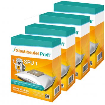 Staubbeutel-Profi SPU1 40 Staubsaugerbeutel Made in Germany