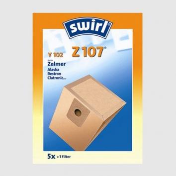 Swirl Z 107 - 5 Staubsaugerbeutel