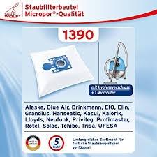 Wolf 1390 Staubsaugerbeutel Micropor
